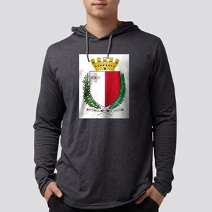 Emblema ta' Malta - Coat o Long Sleeve T-Shirt